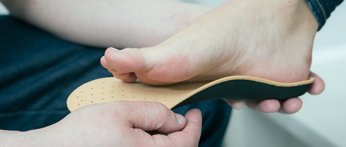 Flat Foot Support